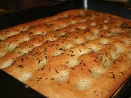 Brasserie Bread Focaccia Specialty